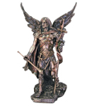 Gabriel the Archangel Statue Medium
