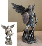 Michael the Archangel Statue